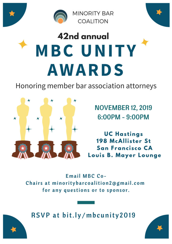 *2019 MBC Unity Awards